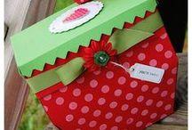 DIY - Beeren / Berrylicious Crafts / Bastelideen rund um die Beeren