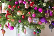 Snow and baubles / Winter and Christmas delights