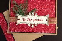 DIY - Weihnachtskarten /Christmas Cards / Weihnachtskarten basteln DIY Weihnachtskarten