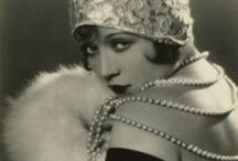 Flapper style & 20s Inspiration
