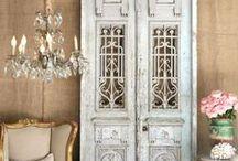 Portas / Reciclagem e decoração