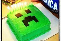 Feiern - Minecraft Mottoparty / Minecraft Party / DIY Ideen Minecraft Party, Minecraft Geburtstag, Minecraft Mottoparty , DIY Minecraft, Minecraft Geburtstag
