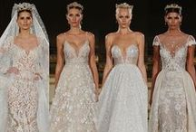 Bridal Fashion / A look into your favorite bridal gown designers and ALL there collections strait from the runway.  Be sure to visit the links for info on your favorite designers. To follow us live be sure to use the hashtag #JBBNYBFW