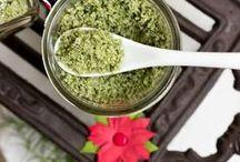Rezepte - Kräuter und Gewürze / Recipes- Herbs,Spices / Rezepte mit Kräutern und Gewürzen / Recipes with Herbs and Spices