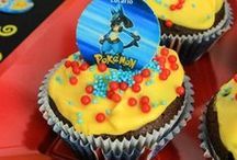 Feiern -Pokemon Mottoparty / Pokemon Party / Its all about Pokemon, Birthday and Party ideas , Food , DIY and Decoration. Mottoparty Pokemon, DIY Pokemon, Geburtstagsfeier Pokemon, Pokemon Geburtstag