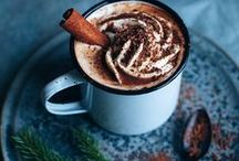 Rezepte - Kaffee und Kakao / Recipes with Coffee ,Cocoa and hot Chocolate / Rezepte mit Kaffee und Kakao, Getränke mit Kaffee und Kakao. Recipes with Coffee and Cocoa, Drinks with Coffee and cocoa. Hot Chocolate recipes.