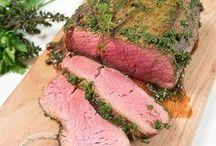 Rezepte - Fleisch / Meat Recipes / Rezepte rund um Fleisch  Rind,Schwein,Geflügel,Wild ect. Meat Recipes