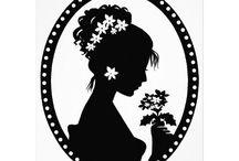 Stencil & Silhouette..✔️