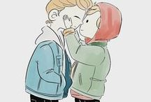 Evak ❤️ [ship] / OTP for life!