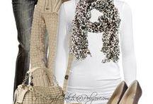 Casual winter outfits / Oblečení, které mám v plánu si koupit, ušít či jen tak potěšit oko ;-)