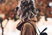 Autumn closet