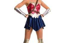 Disfraces Superheroínas