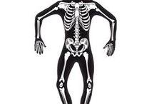 Disfraces de Esqueletos