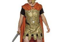 Disfraces de Romanos y Griegos