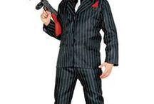 Disfraces Ganster y Mafiosos