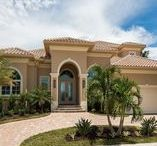 Dream Home | South Florida and Palm Beach / These dream homes will give you the best ideas when you start your real estate search in Florida! http://bleupalms.com/