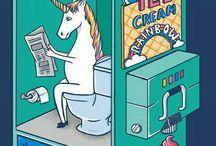 UNICORNS  / Anyone???? UNICORNS?? Unicorns are the most magical creatures in the world