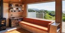 New Zealand Summer Houses / Macfie Architectural Design - Summer House/ Bach Design Inspiration New Zealand