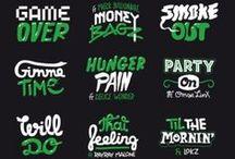 Typography / #typography