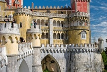 Castles and Palatial Places