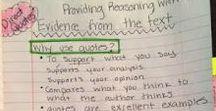 ELA and Reading {Grades 3-5} / Upper Elementary grades 3-5 reading and english language arts ideas