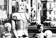 Robots / #robot #robots #illustration