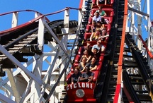 The Cyclone / Often imitated, never duplicated, The Cyclone Rollercoaster, a Coney Island original.