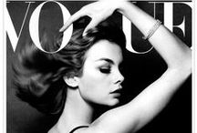 Vogue Covers / If it's in Vogue, it's in vogue.