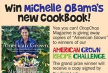 American Grown Recipe Challenge  / Some inspiration for our American Grown Recipe Contest.