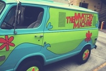 Scooby Doo, Where Are You!? / by Emily Hollingsworth