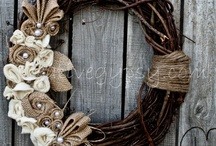 Wreaths / by Melanie Hill