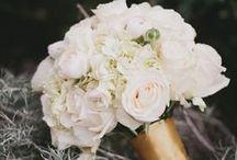 white / wedding details in White