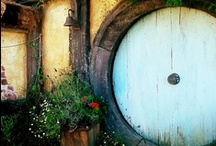 Scenography   Middle-earth   Inspiration