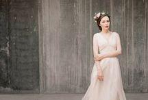 bridal dresses / bridal dresses we like