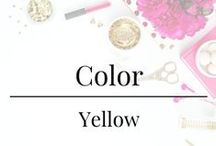 Color - Yellow