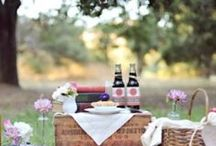 picnic wedding (details)