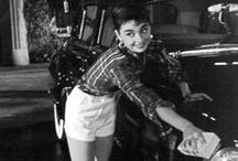 Audrey Hepburn ♡ / by Tiffany Stahl
