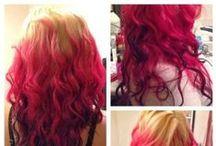 All Sorts Cute Hair. / by Tiffany Stahl