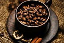 Coffeeholic. / by Tiffany Stahl