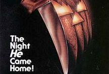 Horror Movies. / by Tiffany Stahl
