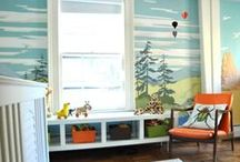 Wall Style / Complete your home with these beautiful wall coverings.