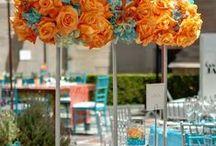 Color - Blue and Orange