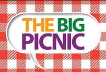 "The Big Picnic / On September 22nd, ChopChop and its partners will host ""The Big Picnic,"" a one-of-a-kind, real and virtual community picnic in which families across the country will cook together and share their photos, recipes and ideas. Check out this board for inspiration! #BigPicnic"