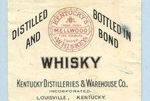 whiskey / by Adam Elwell