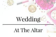 Wedding - At The Altar / Altar