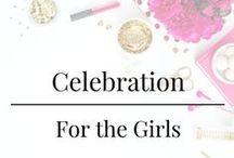 Celebration - For the Girls