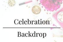 Celebration - Backdrop