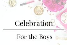 Celebration - For the Boys