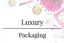 Luxury Packaging / High-End packaging