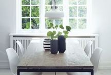 furniture + lighting / Repurposed or re painted furniture we love x